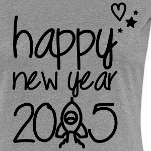 Happy new year 2015 T-shirts - Premium-T-shirt dam