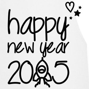Happy new year 2015  Aprons - Cooking Apron