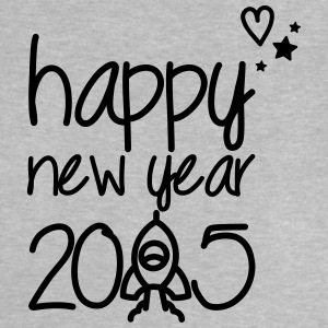 Happy new year 2015 Shirts - Baby T-Shirt