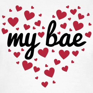 my bae T-Shirts - Frauen T-Shirt