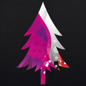 Stylish Christmas tree Bags & Backpacks - EarthPositive Tote Bag