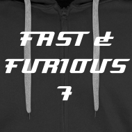 Design ~  Sweat a capuche FAST & FURIOUS 7