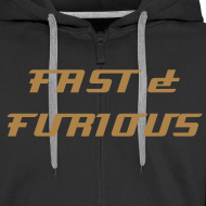 Design ~  Sweat a capuche FAST & FURIOUS 7, swagg unique