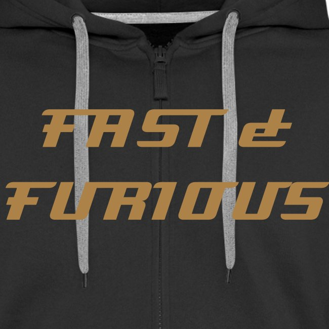 Sweat a capuche FAST & FURIOUS 7, swagg unique