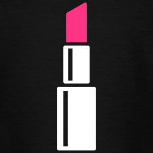 Lippenstift Shirts - Teenager T-shirt
