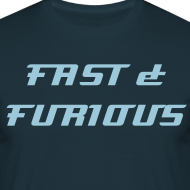 Design ~ T-shirt FAST & FURIOUS