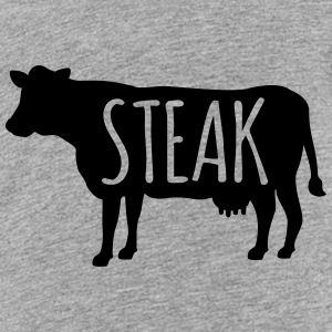 Steak Shirts - Teenage Premium T-Shirt