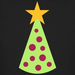 Christmas tree T-Shirts - Men's Organic T-shirt