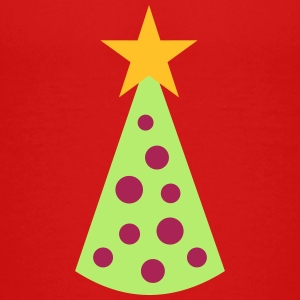 Christmas tree Shirts - Teenage Premium T-Shirt