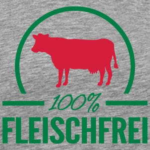 100% meat free T-Shirts - Men's Premium T-Shirt