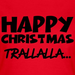 Happy Christmas T-Shirts - Women's T-Shirt