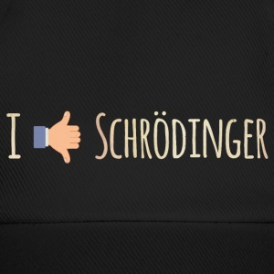 I Like / Dislike Schrödinger - Funny Physics Geek Caps & Hats - Baseball Cap