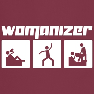 Womanizer (Vector) - Cooking Apron