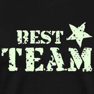 Best Team, Star, Champions, Sports, Winner, Club T - Männer Premium T-Shirt