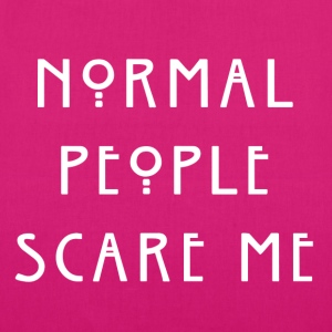 Normal People bag - Bio stoffen tas