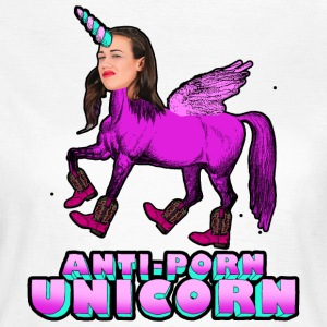 Unicorn Miranda Sings - Frauen T-Shirt