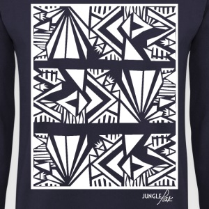 Tribal Aztec print - Men's Sweatshirt