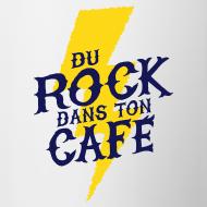 Motif ~ Tasse Mug - Du Rock