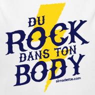 Motif ~ Body Baby - Du Rock