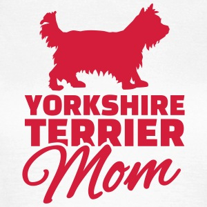 Yorkshire Terrier Mom T-Shirts - Frauen T-Shirt