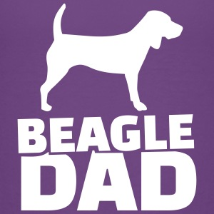 Beagle Dad T-Shirts - Kinder Premium T-Shirt