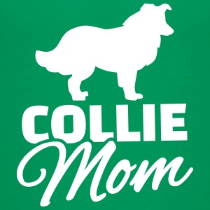 Collie Mom T-Shirts - Kinder Premium T-Shirt