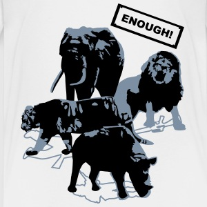 Wildlife - Enough T-Shirts - Teenager Premium T-Shirt
