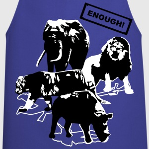 Wildlife - Enough  - Cooking Apron