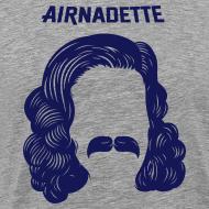 Motif ~ T-Shirt Homme - Stache