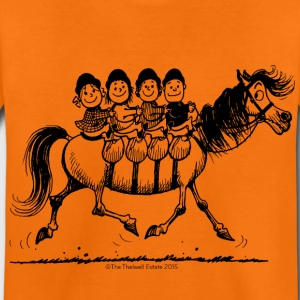 Gang of four Thelwell Cartoon Shirts - Kids' Premium T-Shirt