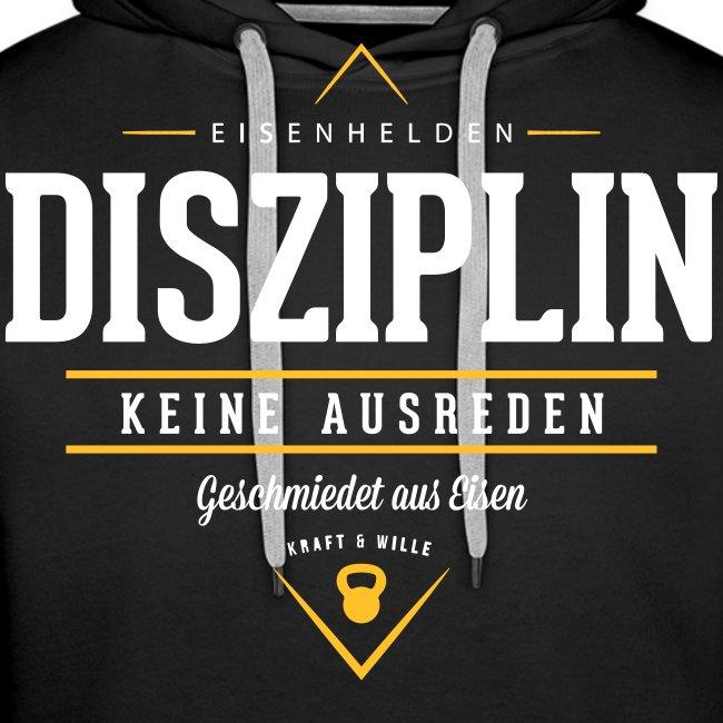 Disziplin - Hoodie