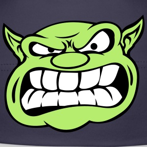 Angry Orc Mascot Head Accessories - Baby Cap