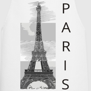paris  Aprons - Cooking Apron
