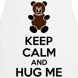 Keep Calm And Hug Me  Aprons - Cooking Apron