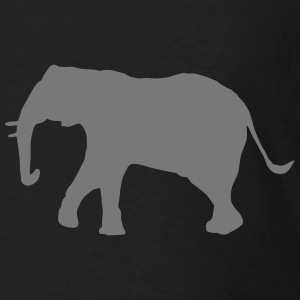 elefant - afrika - safari T-Shirts - Men's Organic T-shirt