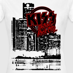 Kiss Detroit Rock City  - Women's T-Shirt