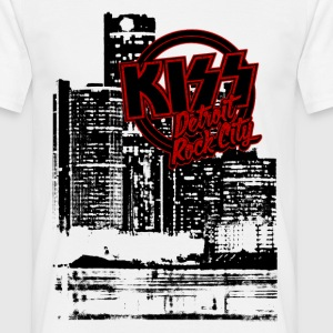 Kiss Detroit Rock City  - T-shirt Homme