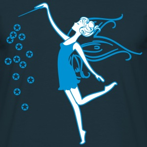 Fairy wand star T-Shirts - Men's T-Shirt