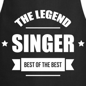 The Legend: Singer  Aprons - Cooking Apron