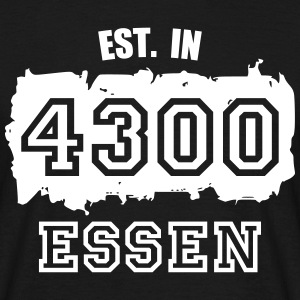 Established 4300 Essen T-Shirts - Männer T-Shirt