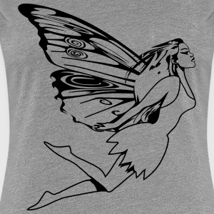 Fairy wings fairy romance T-Shirts - Women's Premium T-Shirt