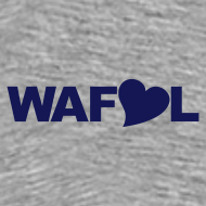 Design ~ WAFLL - OWN TEXT