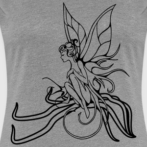 Fairy wings romance T-Shirts - Women's Premium T-Shirt