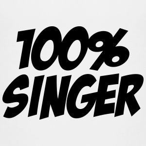 100% Singer T-Shirts - Teenager Premium T-Shirt