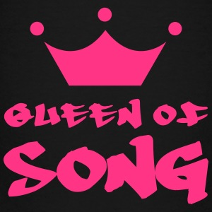 Queen of Song T-Shirts - Kinder Premium T-Shirt
