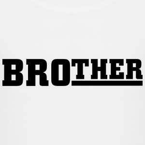 Brother Skjorter - Premium T-skjorte for barn