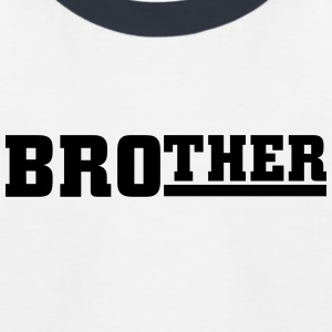 Brother Skjorter - Baseball-T-skjorte for barn