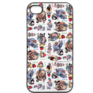 PonyCartoons Thelwell Cartoon Phone & Tablet Cases - iPhone 4/4s Hard Case
