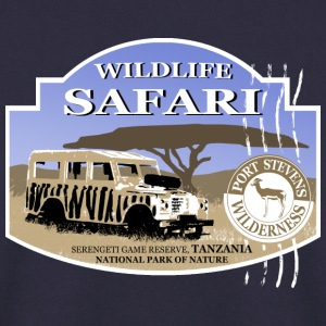 Landrover - Jeep -  Safari - Africa Hoodies & Sweatshirts - Men's Sweatshirt