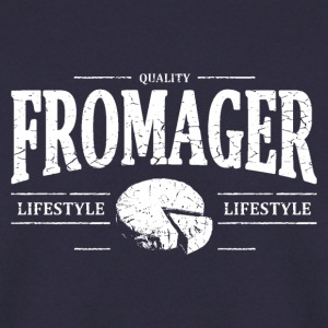 Fromager Sweat-shirts - Sweat-shirt Homme